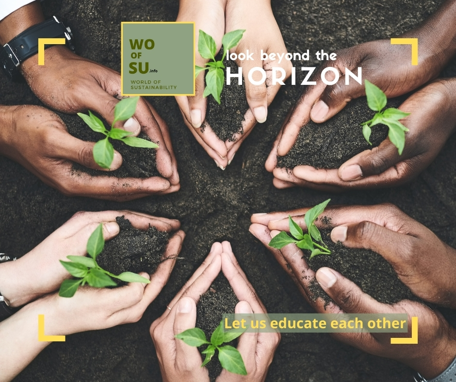 World-of-Sustainability-Let us educate each other
